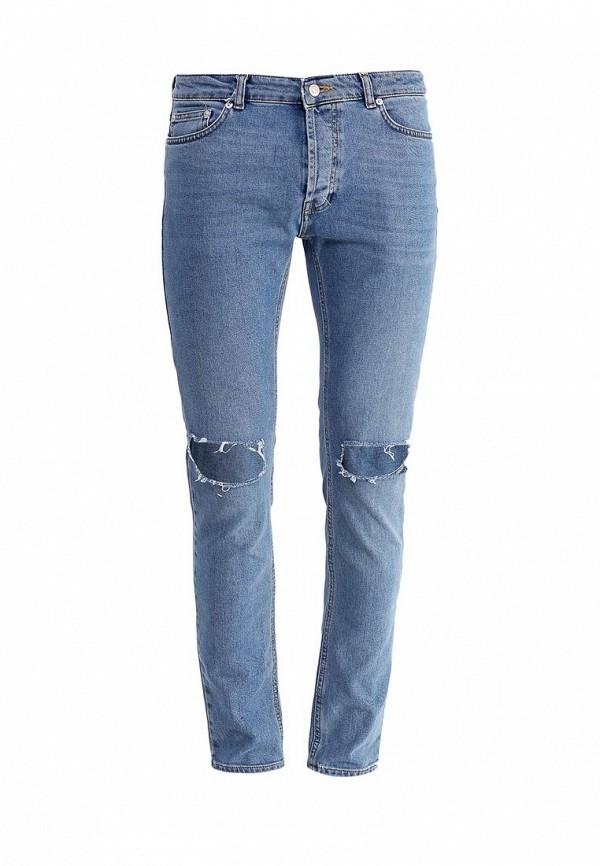 Зауженные джинсы Topman (Топмэн) 69B24LMST