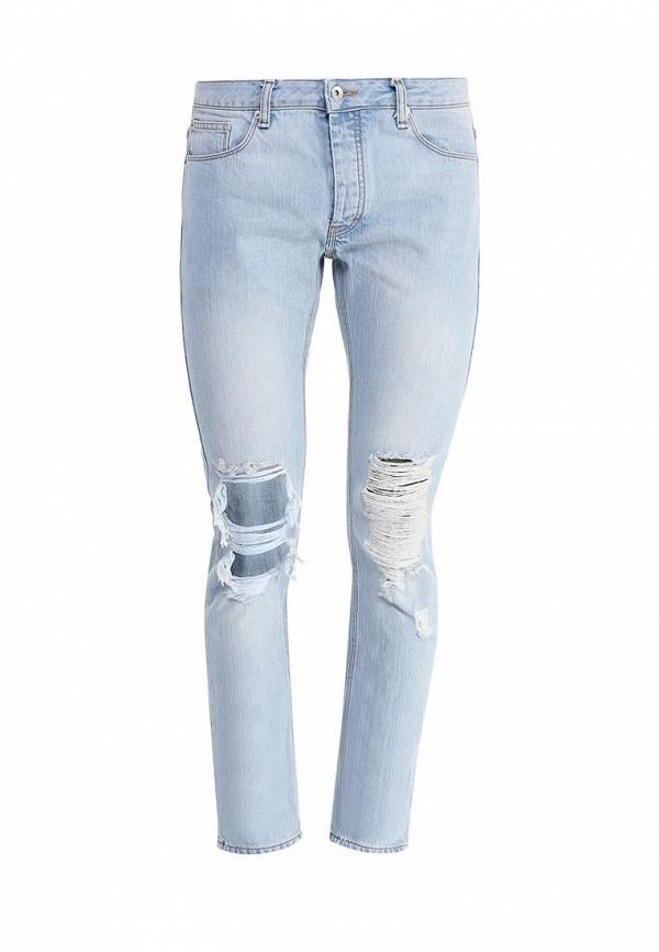 Зауженные джинсы Topman (Топмэн) 69S07LLST
