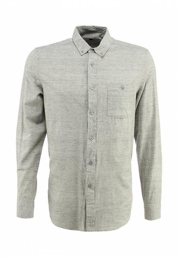 Рубашка с длинным рукавом Topman (Топмэн) 83F12KGRY