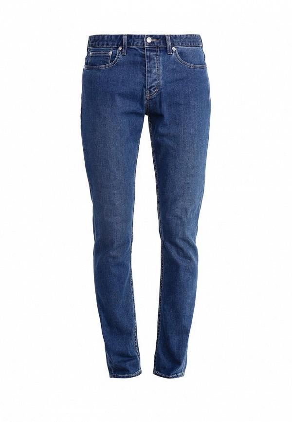 Зауженные джинсы Topman (Топмэн) 69E41KBLE