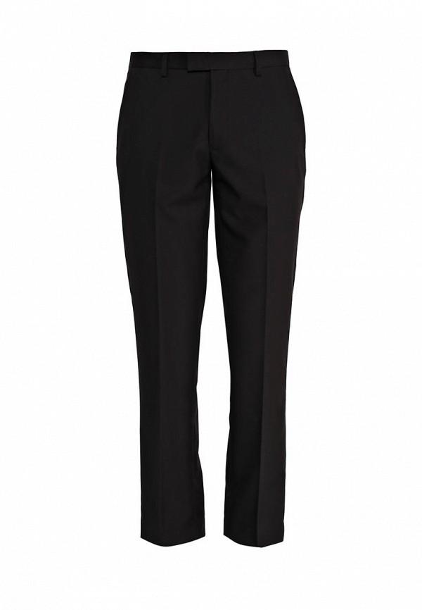 Мужские классические брюки Topman 87T35LBLK