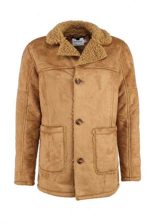 Мужские пальто Topman (Топмэн) 64M05LBRN