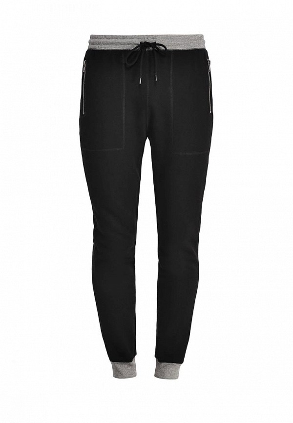 Мужские спортивные брюки Topman (Топмэн) 68U16LBLK