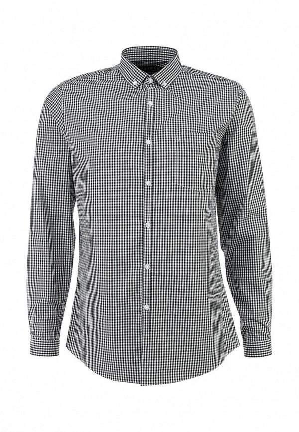 Рубашка с длинным рукавом Topman (Топмэн) 84C03LBLK