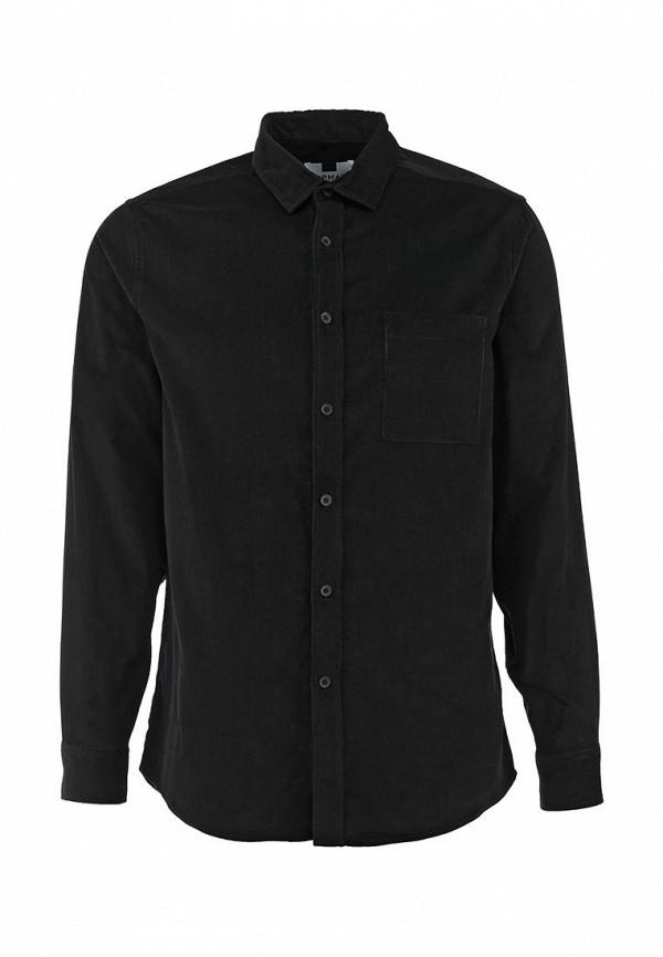 Рубашка с длинным рукавом Topman (Топмэн) 83F24KBLK