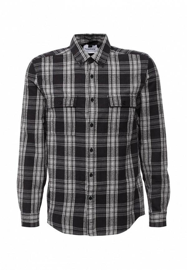 Рубашка с длинным рукавом Topman (Топмэн) 83C37KGRY