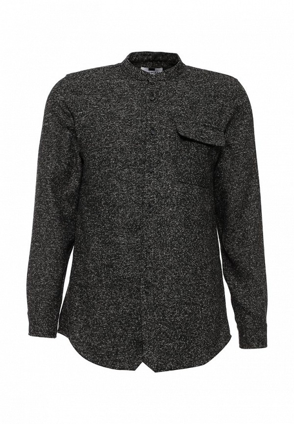 Рубашка с длинным рукавом Topman (Топмэн) 83F25KBLK