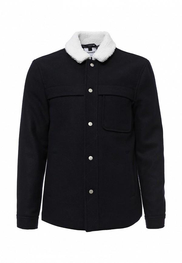Мужские пальто Topman (Топмэн) 64D35LNAV