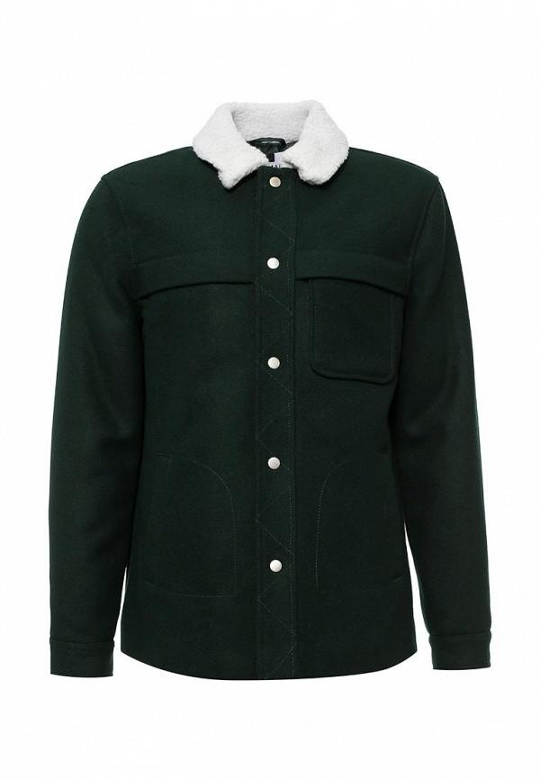 Мужские пальто Topman 64D36LGRN