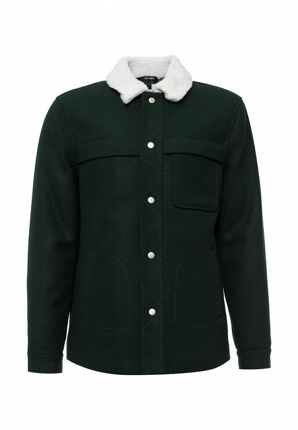 Мужские пальто Topman (Топмэн) 64D36LGRN
