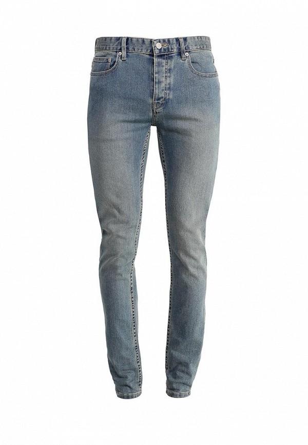 Зауженные джинсы Topman (Топмэн) 69B07MLST