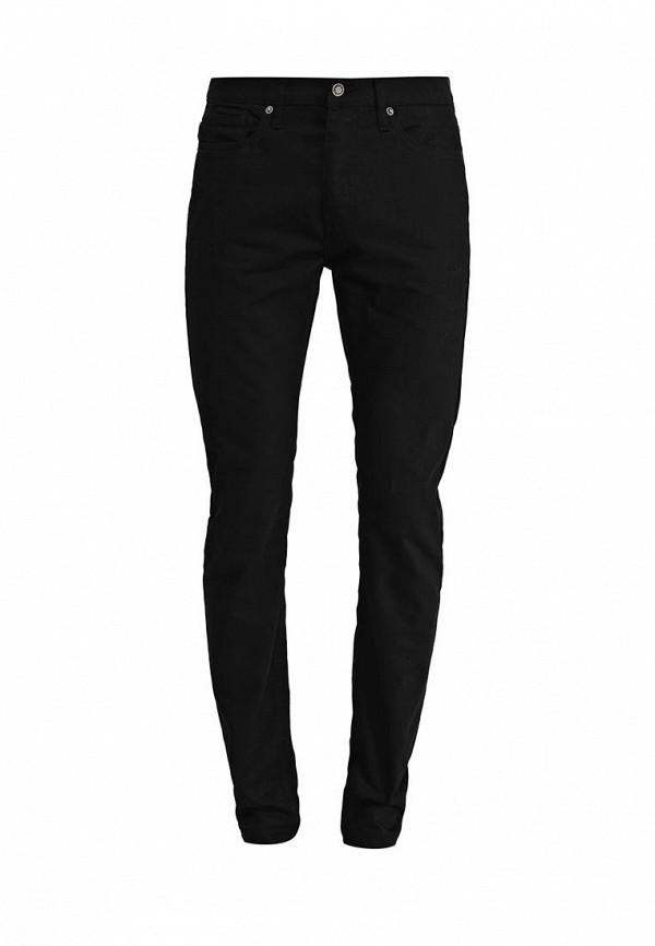 Зауженные джинсы Topman (Топмэн) 69E04MBLK