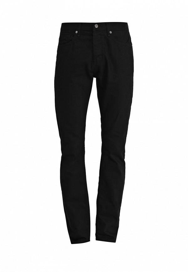 Зауженные джинсы Topman (Топмэн) 69E07MBLK