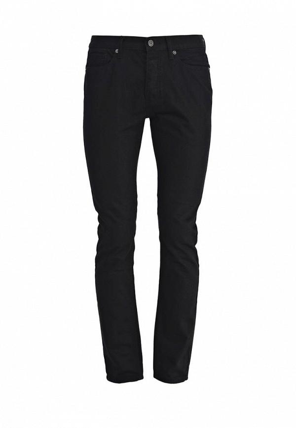 Зауженные джинсы Topman (Топмэн) 69E44LBLK