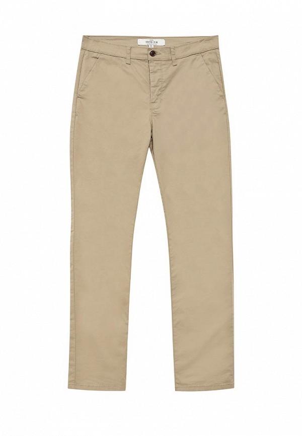 Мужские повседневные брюки Topman (Топмэн) 68L01MSTN