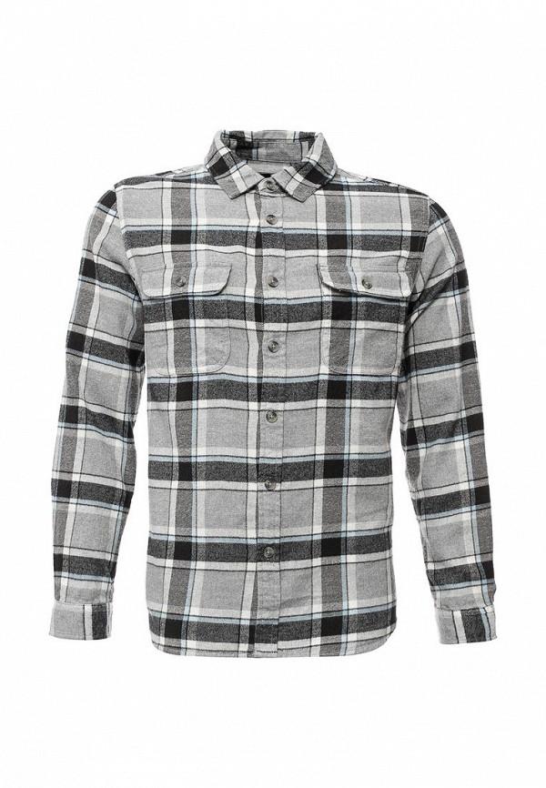 Рубашка с длинным рукавом Topman (Топмэн) 83C36LGRY