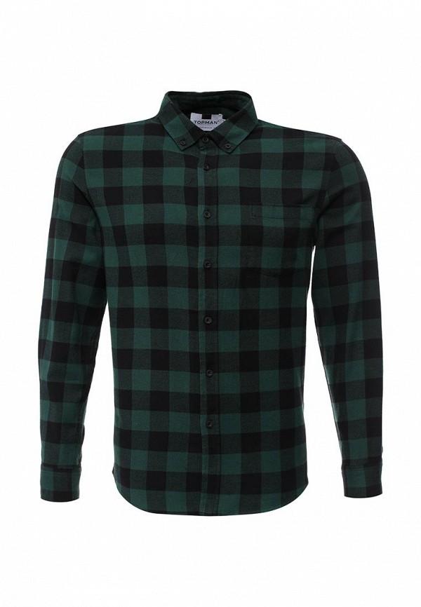 Рубашка с длинным рукавом Topman (Топмэн) 83C45LGRN