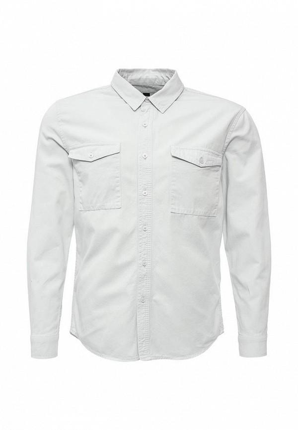 Рубашка с длинным рукавом Topman (Топмэн) 83F02LGRY