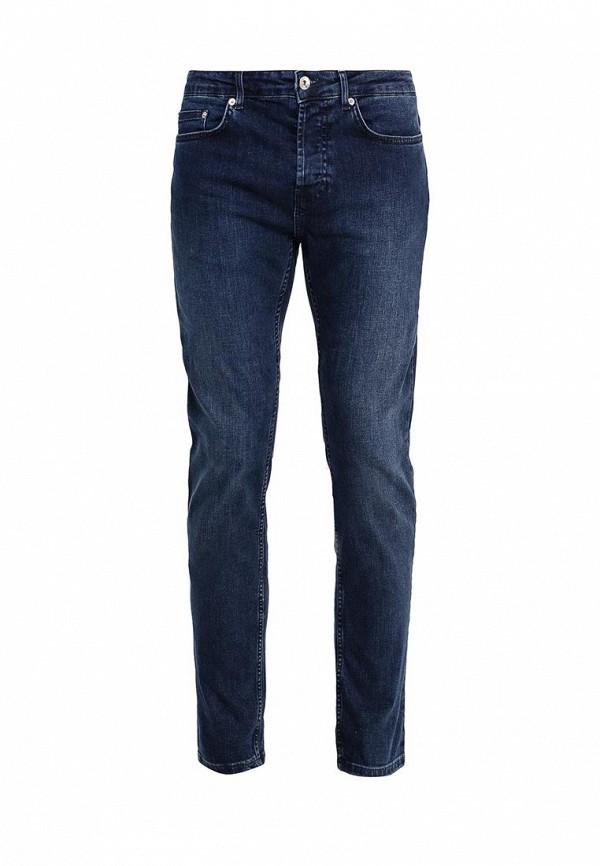 Зауженные джинсы Topman (Топмэн) 69E37MMST