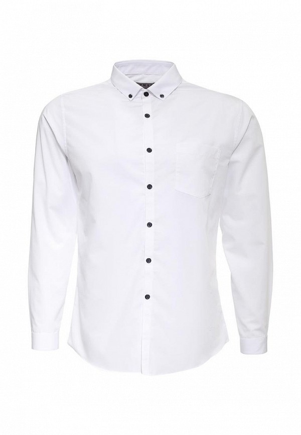 Рубашка с длинным рукавом Topman (Топмэн) 84L02LWHT