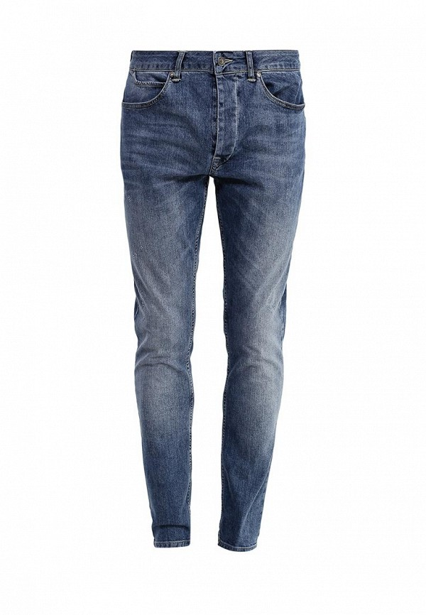 Зауженные джинсы Topman (Топмэн) 69C11MMST