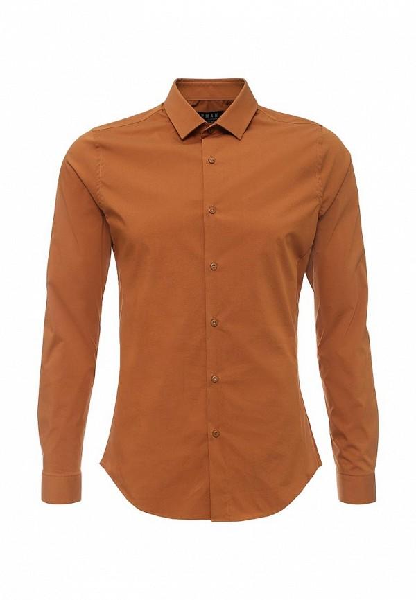 Рубашка с длинным рукавом Topman (Топмэн) 84H02LBRN