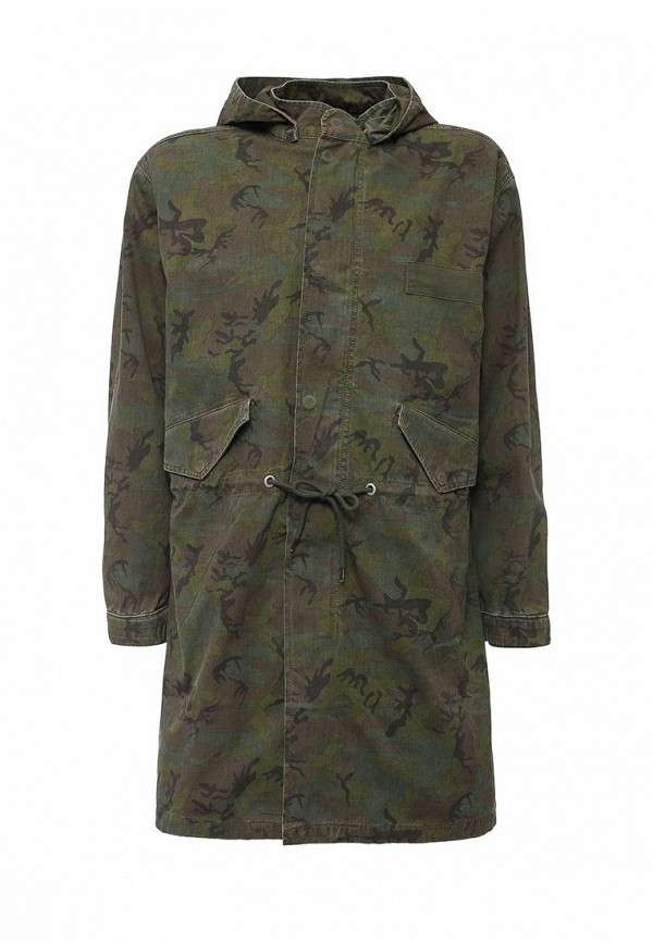 Утепленная куртка Topman 64I06MKHA