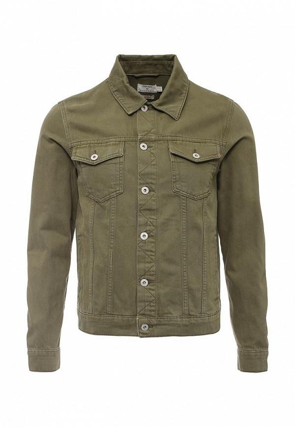 Джинсовая куртка Topman 64P15MKHA
