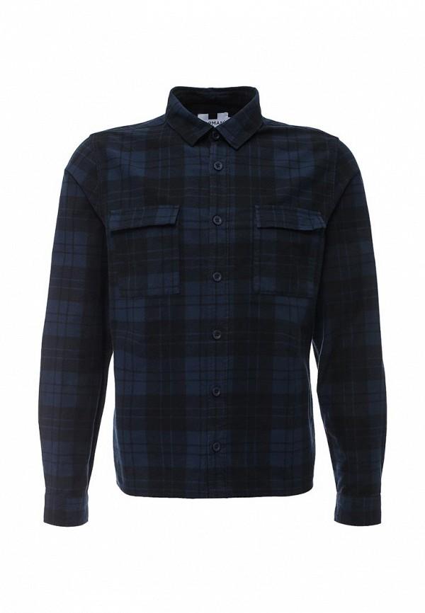 Рубашка с длинным рукавом Topman (Топмэн) 83C33JBLE