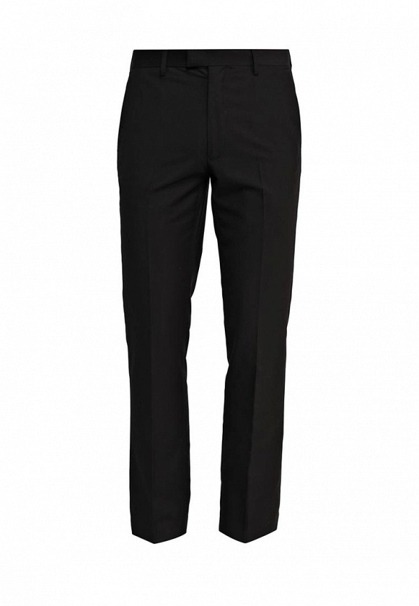 Мужские классические брюки Topman (Топмэн) 87T12MBLK