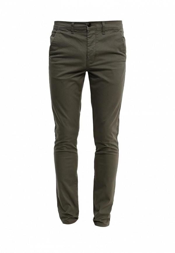 Мужские повседневные брюки Topman (Топмэн) 68D01MGRN
