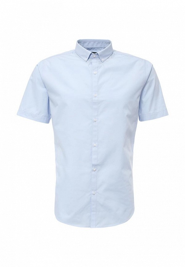 Рубашка с коротким рукавом Topman (Топмэн) 84M01JBLE
