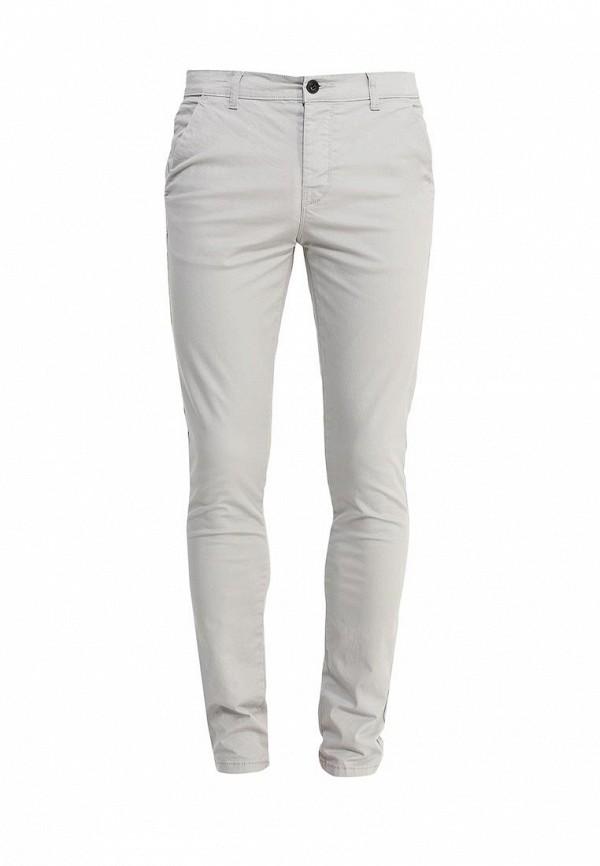 Мужские повседневные брюки Topman 68D13MGRY