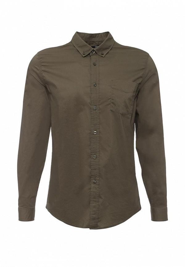 Рубашка с длинным рукавом Topman (Топмэн) 83B10LKHA