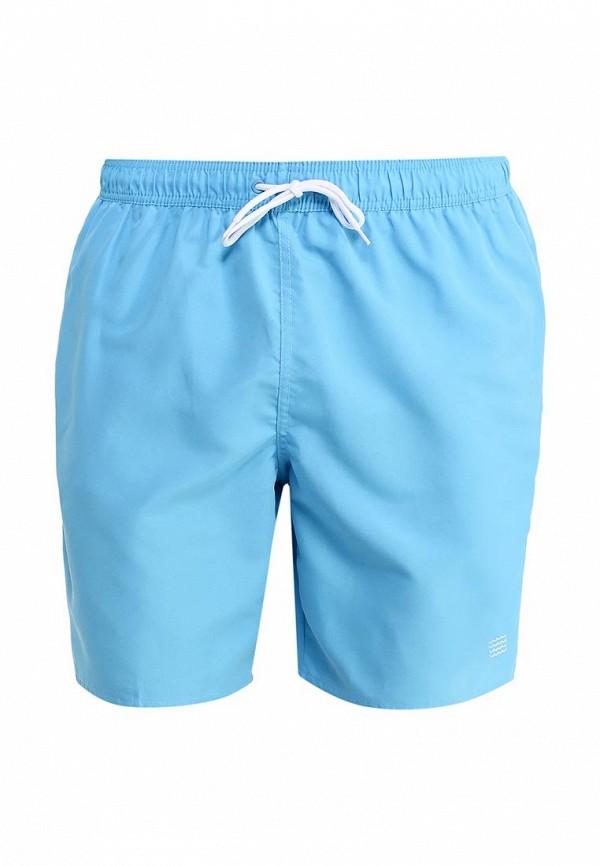 Мужские шорты для плавания Topman 33P07LBLE