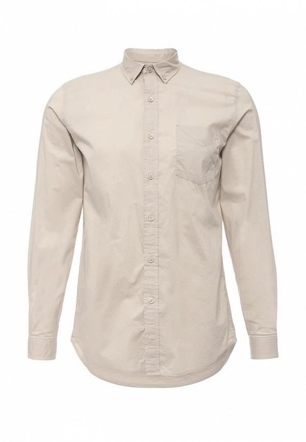 Рубашка с длинным рукавом Topman (Топмэн) 83B11KSTN