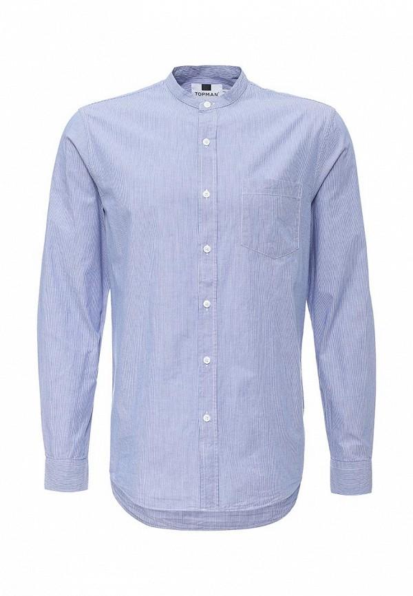 Рубашка с длинным рукавом Topman (Топмэн) 83U07LBLE