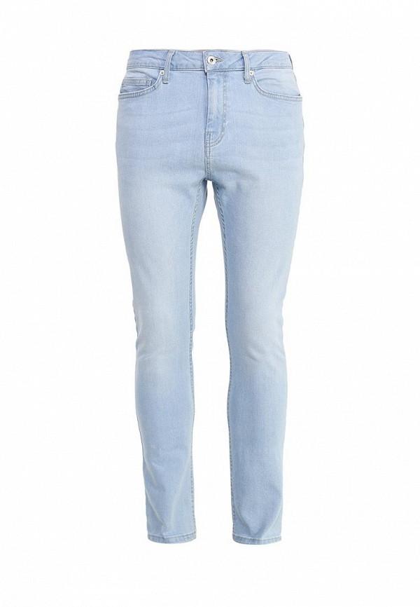 Мужские прямые джинсы Topman (Топмэн) 69D15MLST