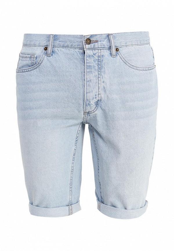 Мужские джинсовые шорты Topman 33D03LLBL