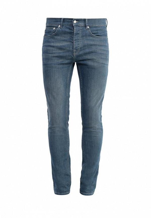 Зауженные джинсы Topman (Топмэн) 69B18MMST