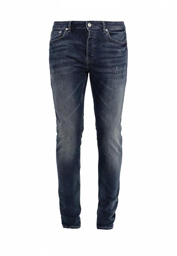 Мужские прямые джинсы Topman (Топмэн) 69C13MDST