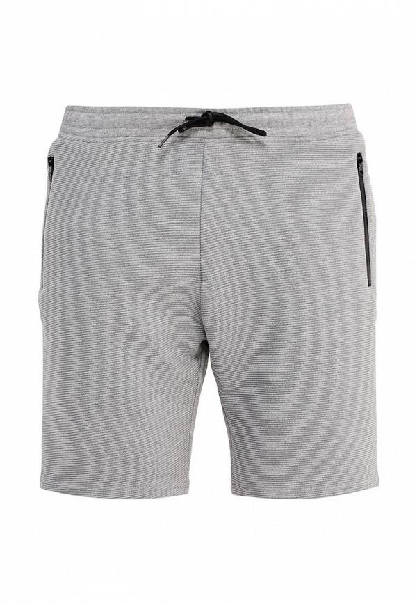 Мужские спортивные шорты Topman (Топмэн) 33J73KGRY