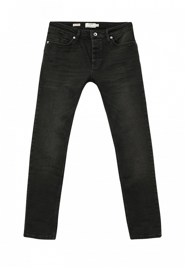 Зауженные джинсы Topman (Топмэн) 69B11MKHA