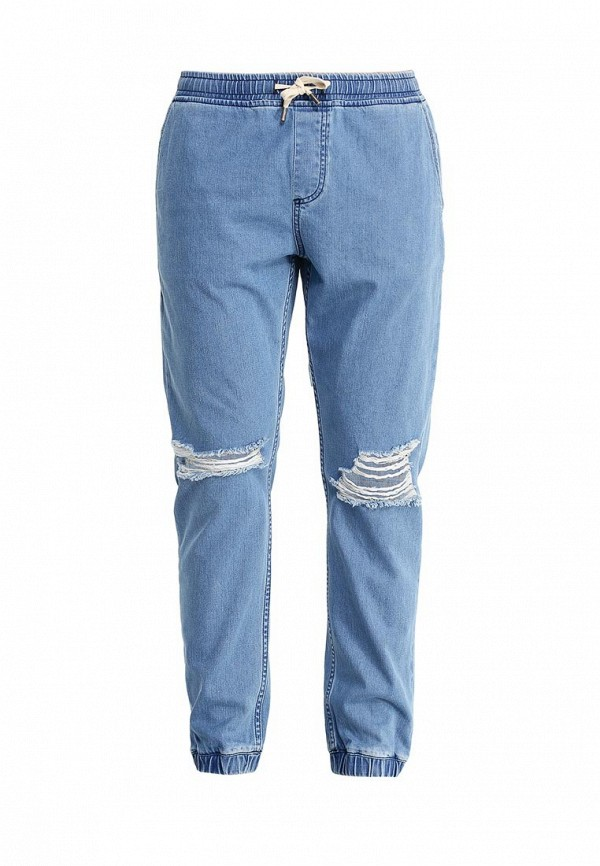 Зауженные джинсы Topman (Топмэн) 68T10KLST