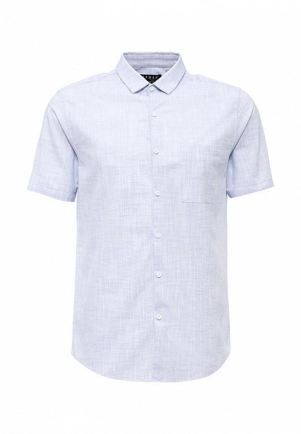 Рубашка с коротким рукавом Topman 84A07LBLE