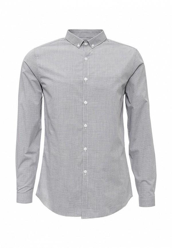 Рубашка с длинным рукавом Topman (Топмэн) 84C03KBLK