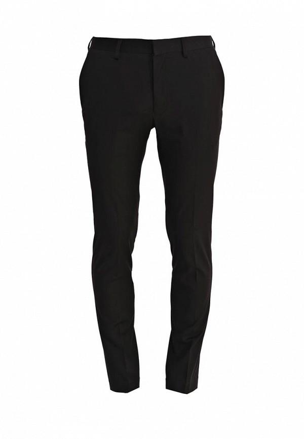 Мужские классические брюки Topman 87T26MBLK