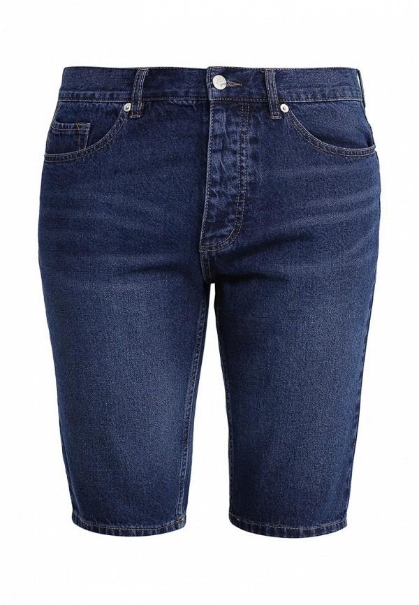 Мужские джинсовые шорты Topman 33D04LBLE