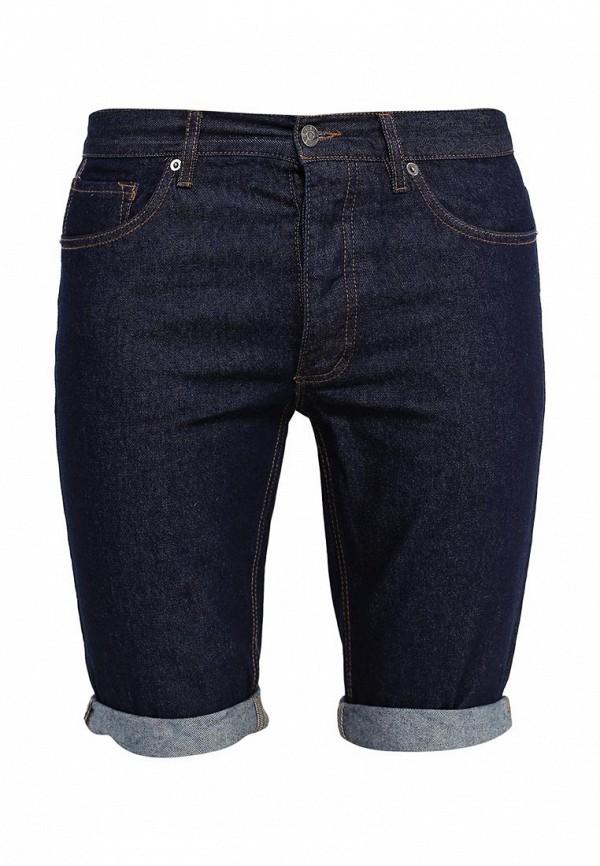 Мужские джинсовые шорты Topman (Топмэн) 33D05LNAV