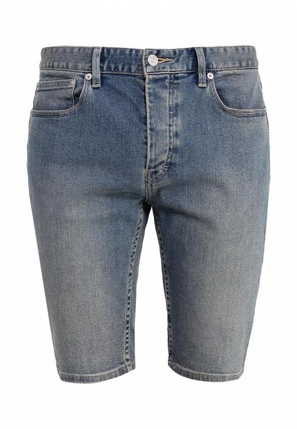 Мужские джинсовые шорты Topman (Топмэн) 33D16LBLE